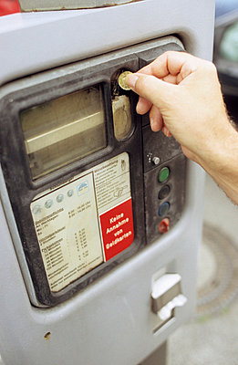Parkscheinautomat - p3050050 von Dirk Morla