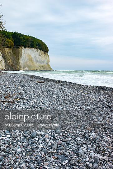 Chalk cliffs of Ruegen - p1053m2020009 by Joern Rynio