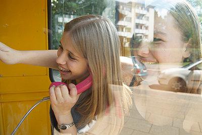 Freundinnen  - p4820068 von Brüggemann Bert