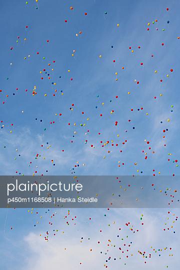 Luftballons    - p450m1168508 von Hanka Steidle