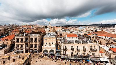 Jerusalem - p416m1498093 von Jörg Dickmann Photography