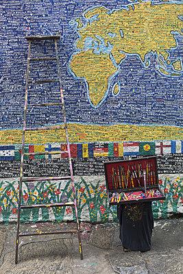 Street art - p596m1563735 by Ariane Galateau