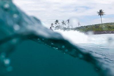 Wellenreiten - p1108m1510326 von trubavin