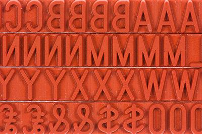Stempelplatte - p4010335 von Frank Baquet