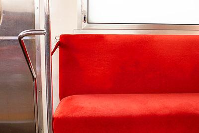 Train seat - p579m2014831 by Yabo
