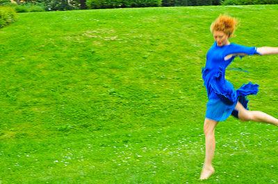 Tanzen im Park - p6170061 von patrikiou