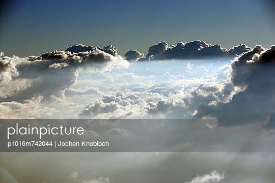 Wolken - p1016m742044 von Jochen Knobloch