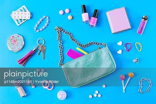 Small handbag - p1149m2021160 by Yvonne Röder