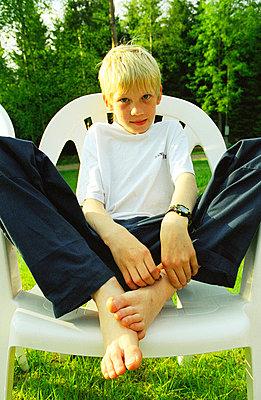 Hände Füße - p1650198 von Andrea Schoenrock