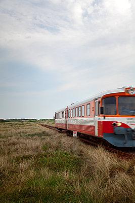 Schienenverkehr auf Jütland - p1168m1525813 von Thomas Günther