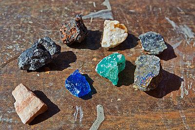 Various gemstones - p390m1190305 by Frank Herfort