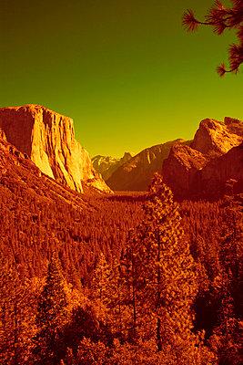 Yosemite Valley;  Kalifornien;  USA - p3300258 von Harald Braun