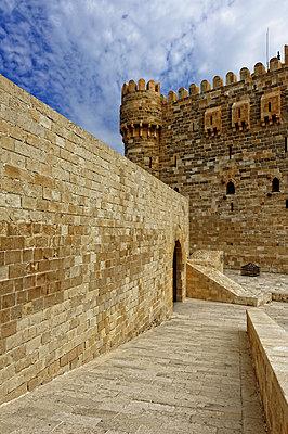 Qāitbāy-Zitadelle in Alexandria - p1041m2090471 von Franckaparis