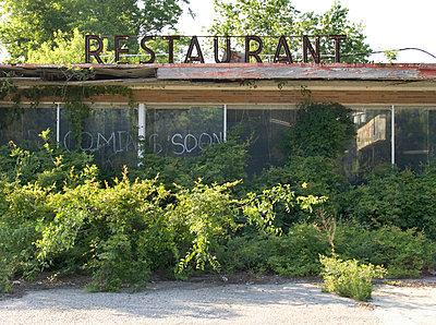 Selten besuchtes Restaurant - p2651133 von Oote Boe