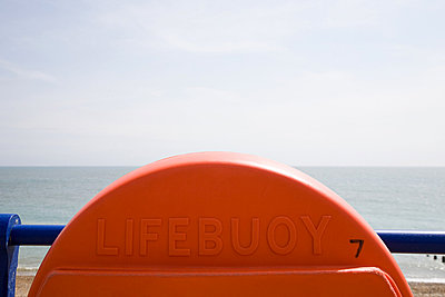 Life buoy - p9242476f by Image Source