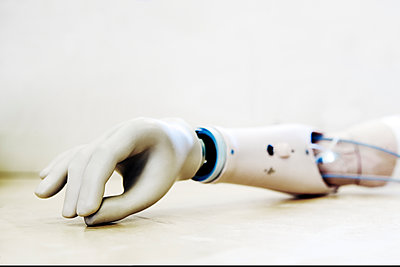 Prosthetic arm - p1084m1036846 by GUSK