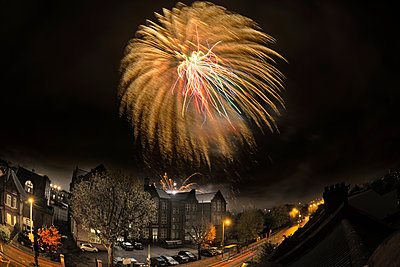 Firework display - p1048m1069344 by Mark Wagner