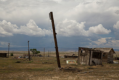 Ghost Town - p1291m1116098 by Marcus Bastel