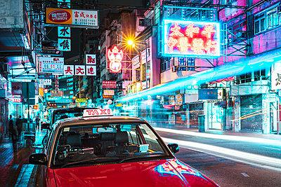 Hongkong - p416m1498126 von Jörg Dickmann Photography