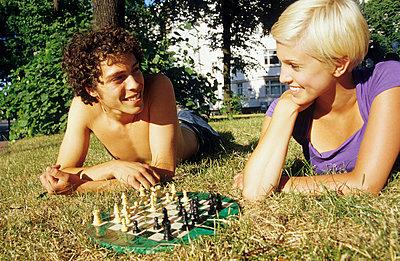 Chessman - p0451493 by Jasmin Sander