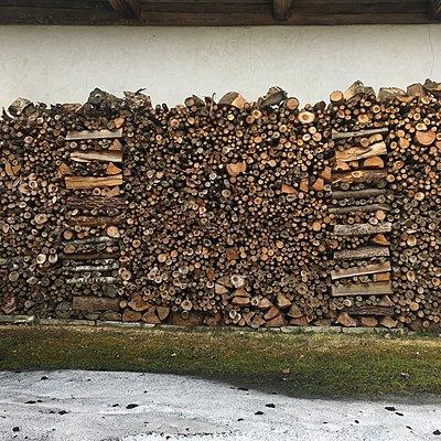 Kaminholz - p1401m2253754 von Jens Goldbeck