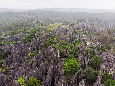 China, Shilin, Stone forest - p300m2029633 von Kike Arnaiz