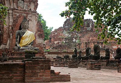 Ayutthaya - p7980189 von Florian Löbermann