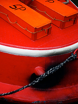 Detail of a ship - p9790933 by Rettschlag