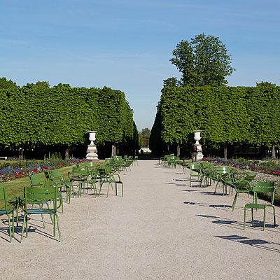 Tuileries Garden - p1138m1138246 by Stéphanie Foäche