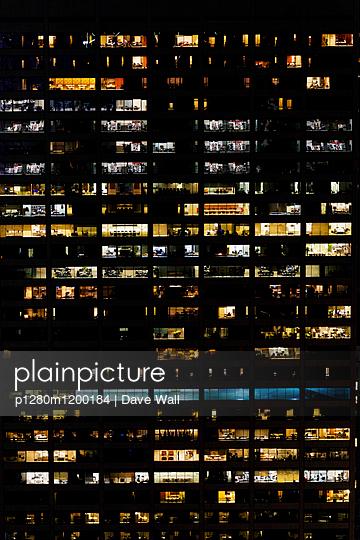 Überstunden - p1280m1200184 von Dave Wall