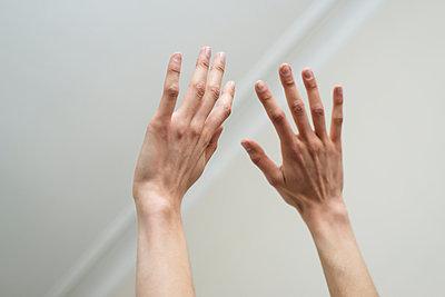 Reaching out hands - p1041m1042357 by Franckaparis