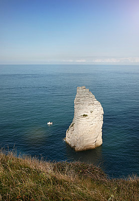 Etretat - p1198m1127648 by Guenther Schwering