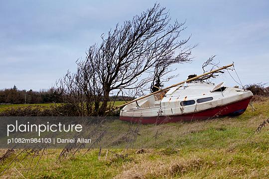 Segelboot - p1082m984103 von Daniel Allan