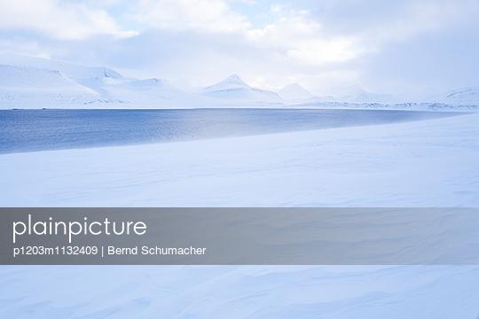 Spitzbergen Svalbard - p1203m1132409 von Bernd Schumacher