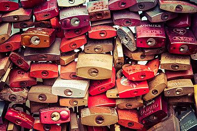 Locks - p401m1064431 by Frank Baquet