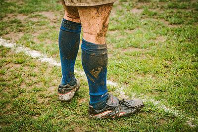 Rugby - p1085m855353 von David Carreno Hansen