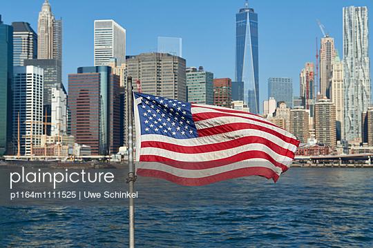 New York City - p1164m1111525 von Uwe Schinkel