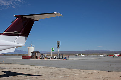Airport - p1291m1116167 by Marcus Bastel