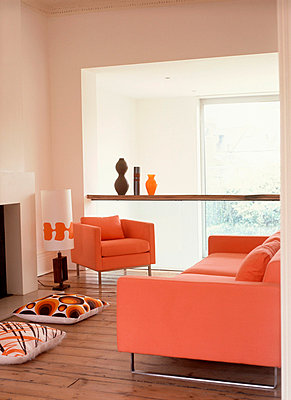 Fireplace mantel - p3491712 by Polly Wreford