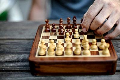 Schachspiel - p6710055 von Thomas Marek