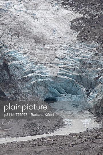 Franz-Josef Gletscher;  Neuseeland - p311m779273 von Barbara Ködel