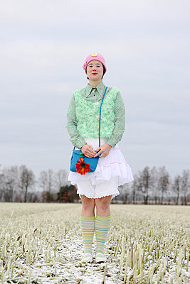 Clown - p4030448 von Helge Sauber