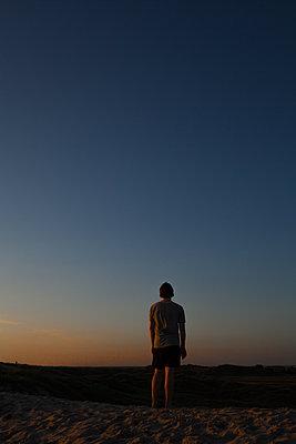 After sunset - p454m2160864 by Lubitz + Dorner