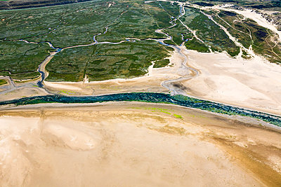 Nature reserve Slufter at Texel - p1120m925623 by Siebe Swart