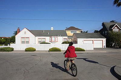 Wohnhaus; Santa Cruz - p865m852333 von atomara
