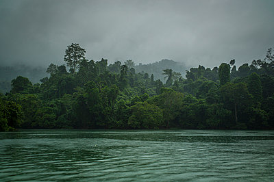 Ba Be lake in Bac Kan Province - p934m1022127 by Sebastien Loffler