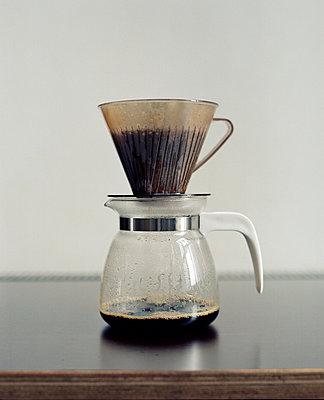 Filterkaffee kochen - p3670028 von Tim Kubach