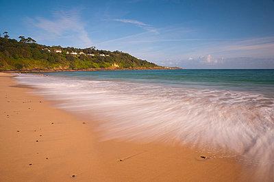 UK, England, Cornwall, Carbis Bay Beach - p6511082 by Alan Copson