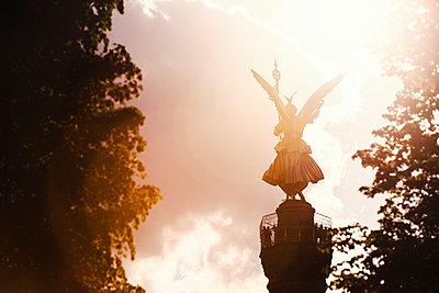 Siegessäule  - p1493m1589488 von Alexander Mertsch