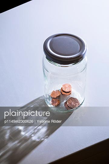 Saving money - p1149m2300626 by Yvonne Röder